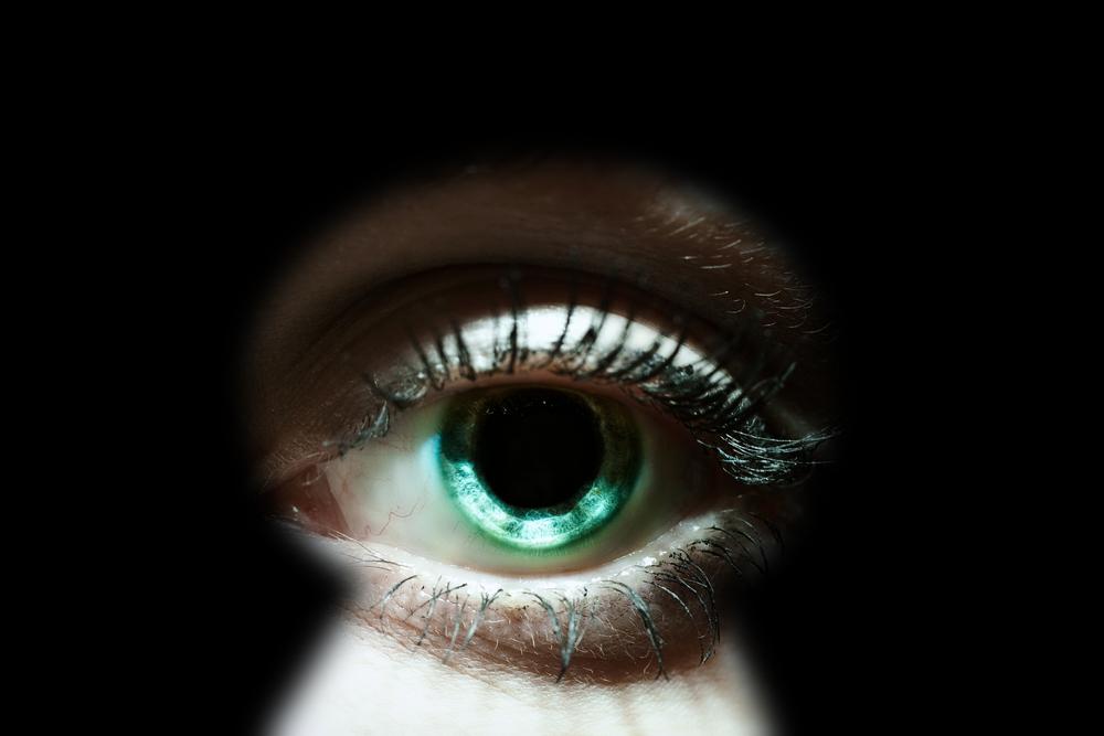 observing keyhole