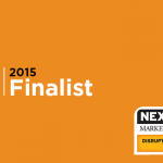 NGMR Disruptive Innovator Award 2015: Finalist