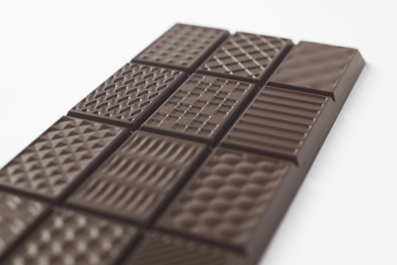 chocolate texture bar